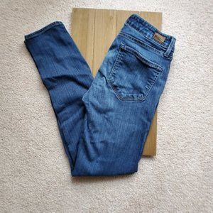 Paige Verdugo Ultra Skinny Jean's in Vista